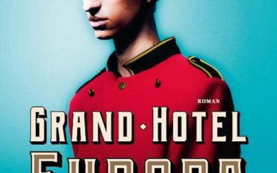 """Grand Hotel Europa"" van Ilya Leonard Pfeijffer"