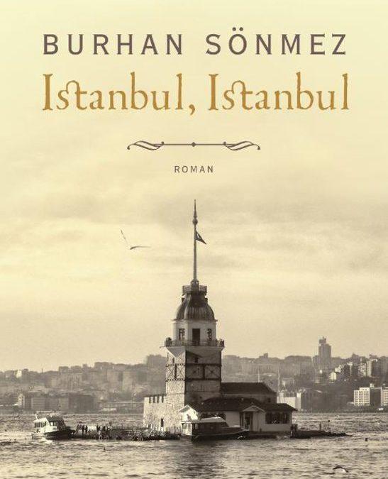 """Istanbul Istanbul"" van Burhan Sönmez"