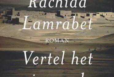 """""""Vertel het iemand"""" van Rachida Lamrabet"""